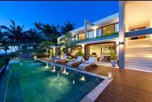 Maisons modernes séléctionnées par Les Jardins®