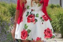 Sun salutations / Summer outfits