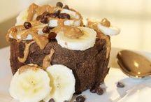 Dessert - Mug Cakes / Microwave Mug Cakes