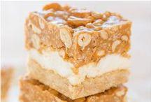 Desserts - Slices / slices, bars, fudge, brownies