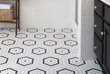Fabulous Floors / Flooring | Tile | Inspiration | Colour | Pattern | Texture | Toronto Designer | Fabulous Finds