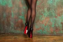 High Heels,Stockings,Nylons and Pantyhose / Sexy Women in High Heels   (No pictures of genitals) (Low quality, bad pins will be removed)