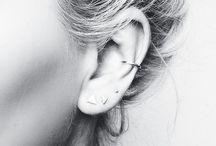 Tatt & piercing ideas