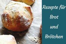 Rezepte für Brot und Brötchen / Wer will Rezepte für Brot und Brötchen? Hier seid ihr richtig.