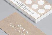 » business cards / Good design is good business, don't wait for opportunity - create it!