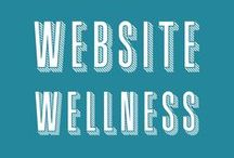 Website Wellness Tips / Browse through our tips & tricks on keeping your website well.