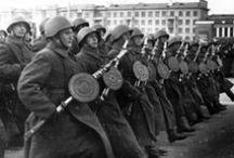 World War II / by Karl Freier Mann