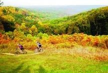 Brown County Mountain Biking