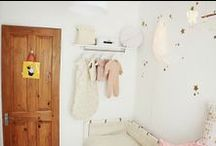 * Chambres bébé * / baby room, kid room, chambre bebe, chambre enfant, decoration chambre, nursery