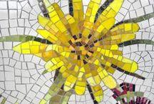 Mosaicos decorativos / by Esther Vargas