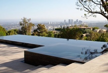 water features and pools