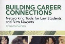 Career Collection / A selection of titles available in the library's Career Collection.  The collection includes titles for legal and general job searching, books on careers in different areas of law, and practical advice for lawyering in the 21st century. / by RWU Law Library