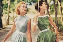 An Affinity for the Fifties / Vintage 1950s Fashion