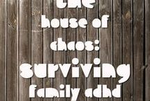 Family Strategies for ADHD / How to make your home life more manageable despite having ADHD in the family.