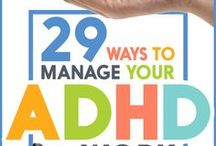 ADHD and the Workplace / Lead with your strengths and find support for your weakest areas. Stop dwelling on what you can't do. Get help to create new coping strategies, believe in yourself, and let your talents shine through.