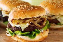 Burgers / Burgers recipes