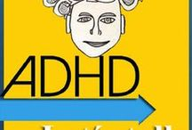ADHD Websites and blogs / Non-profit organizations, Informational sites with ADHD sections, Sites selling products, even Pharmaceutical sites