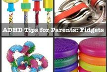 ADHD Tips for Parents / by ADD freeSources