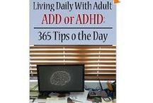 ADHD Events, Products, and Services / Invest in your future well-being
