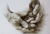Arte /  Las manos / by Esther Vargas