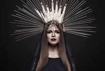 Modern Myths / Artistic fashion that evokes ancient myths, fairy tales, and scary stories.