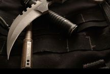 Tactical Knives / Tactical Knives edged weapons / by Ron