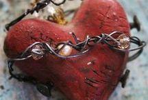 coração   amor  love