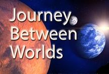 Journey Between Worlds / Journey Between Worlds, a Young Adult novel by Sylvia Engdahl about the colonization of Mars, also enjoyed by adults. It appeals more to readers of romance --  including those who don't usually read science fiction -- than to avid SF fans. The 2006 and later editions had significant updating and are therefore preferable to the original 1970 edition.