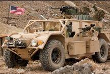 Cars in Military Service / Cars in Military Service