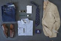 details matter (men's edition) / every detail of an outfit is important