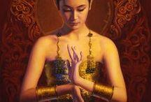 Spiritual / Spiritual artworks / by Roy Kannthali