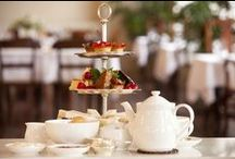 Time for Tea! / Recipes, etiquette, and fun ideas for the small or large tea party.