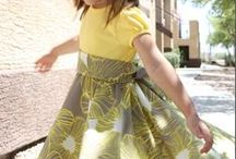 Little Girl Tops and Dresses