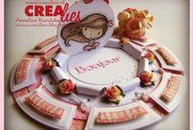 Crealies Modern Patchwork dies creations / Creations made with Crealies Modern Patchwork dies: https://www.crealies.nl/n1/28371/Stans-Modern-Patchwork.htm