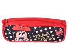Minni Hiiri | Minnie Mouse / Ihanimmat Minni Hiiri -tuotteet kotiin ja kouluun