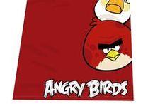 Angry Birds / Angry Birds -tuotteiden vihaiset linnut ihastuttavat