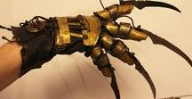 Cogs are turning / steampunk inspired gadgets and fashion