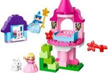 LEGO ja LEGO DUPLO / LEGO ja LEGO DUPLO -tuotteita tytöille ja pojille