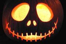 Halloween / Kammottavia kirjoja, jännittäviä lautapelejä ja naamiaisvaatteita ja muuta kivaa huippujännään Halloweeniin.