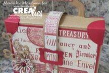 Crealies Create A Box dies creations / You can buy them here: https://www.crealies.nl/n1/29719/Stans-Create-A-Box.htm