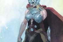 Lady Thor Couture