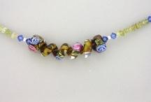lampwork beads / by Elizabeth Hopkins
