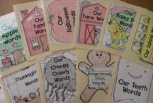 Pre-K & Kindergarten Literacy