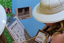 Dramatic Play / Ideas for dramatic play in the PreK and Kindergarten Classroom