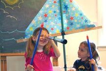 Themes & Schemes: Things That Go / Transportation themed centers, activities, storytimes and dramatic play ideas!