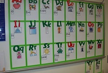 Literacy: Sight Words & Word Work / Ideas for word walls, sight word practice, emergent readers, and word work in PreK and Kindergarten!