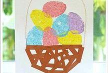 Themes & Schemes: Easter, Eggs & Bunnies