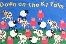 Themes & Schemes: Farm Fun