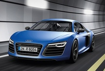 Audi / by FlyRyde .com