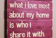 Home Decor ideas / by Janice Maurice